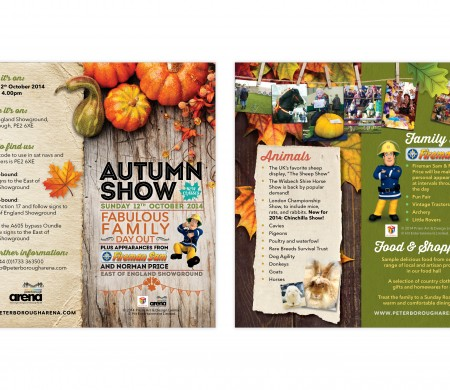 Autumn Fair 2014