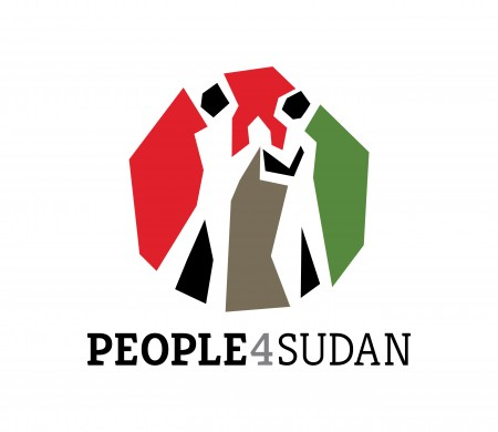 People 4 Sudan logo