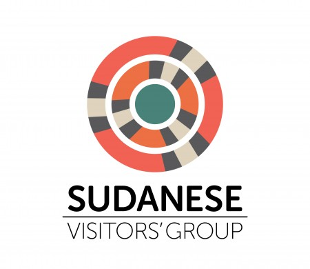 Sudanese Visitors' Group logo