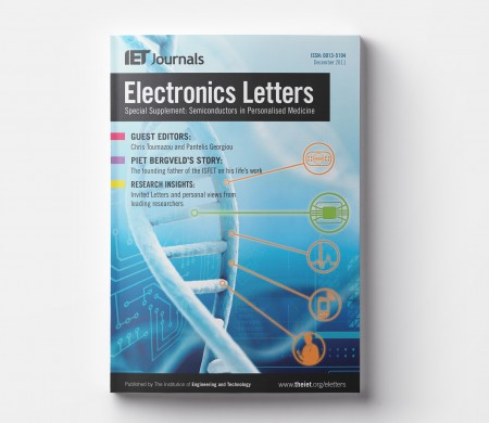 IET Journals ISFET cover