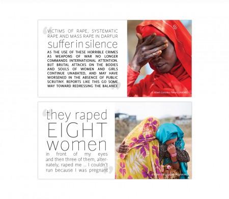Waging Peace rape report